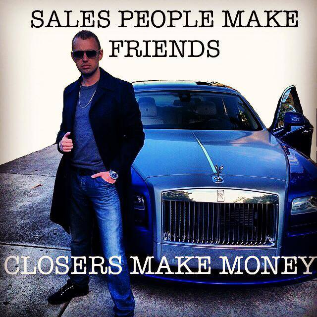 Vito Glazers Closers Make Money Meme vito glazers closers make money meme vito glazers